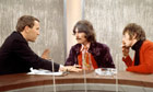 David Frost interviews George Harrison and John Lennon in 196