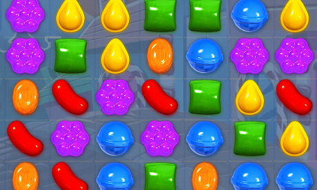 Candy Crush Saga '70 of The