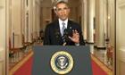 Barack Obama addresses the US on Syria – video