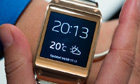 smartwatch time
