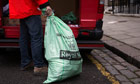 UBS and Goldman Sachs are expected to bag about £15m for their role in the sale of Royal Mail