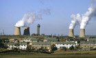 Sellafield nuclear processing plant in Cumbria