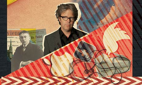 Jonathan Franzen: what's wrong with the modern world