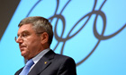 Thomas Bach new president of International Olympic Committee