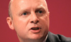 Liam Byrne, the shadow work and pensions secretary