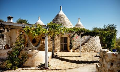 Airbnb: Trullo