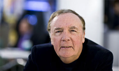 James Patterson donates $1m to independent US bookshops