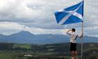Saltire and Scotland