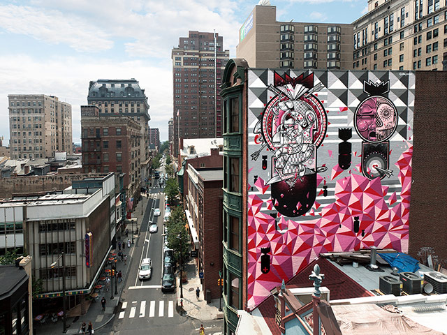 Top 10 philadelphia street murals in pictures tripulous for Common threads mural