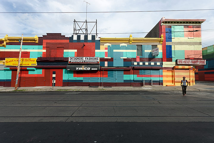 Top 10 philadelphia street murals in pictures travel for City of philadelphia mural arts program