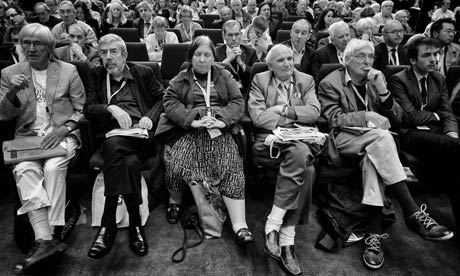 Liberal Democrats Conference audience