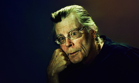 Stephen King: on alcoholism and returning to the Shining