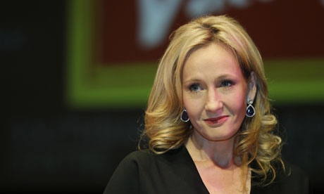 JK Rowling attacks government as out of touch with poor people