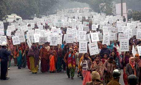 India women's Peace March