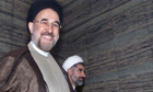 Iran's Khatami strikes back