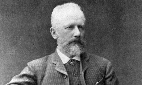 Composer Peter Tchaikovsky