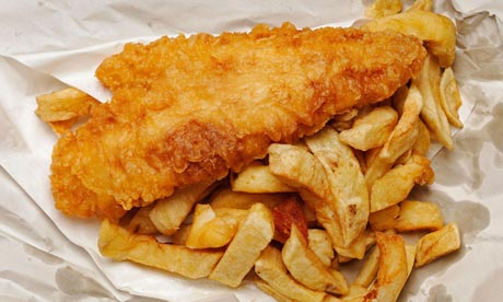 Opiniones de fish and chips
