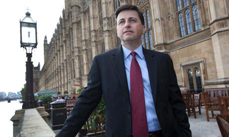 Douglas Alexander Labour MP for Paisley and Renfrewshire South