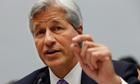 Jamie Dimon JP Morgan chairman