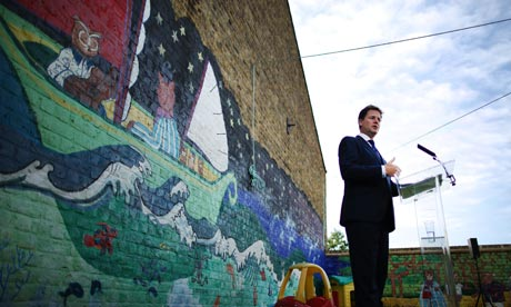 Nick Clegg, London 2/9/13