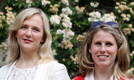 Stella Creasy and Caroline Criado-Perez