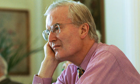 Hugo Young in 2002, the year before his death