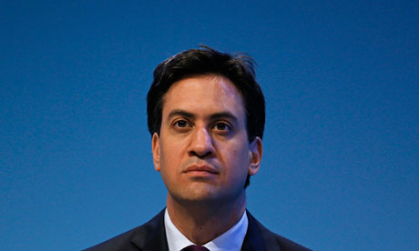 Ed Miliband warned on Sunday that voters face a cost of living crisis.