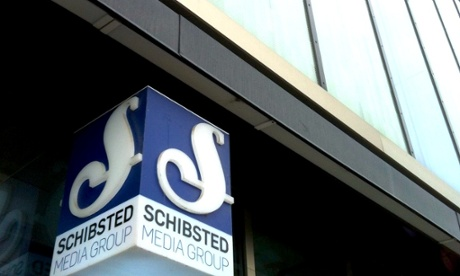 Schibsted's Stockholm office