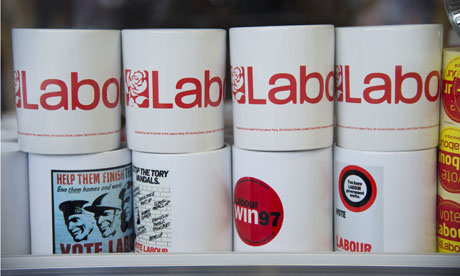Labour party conference mugs