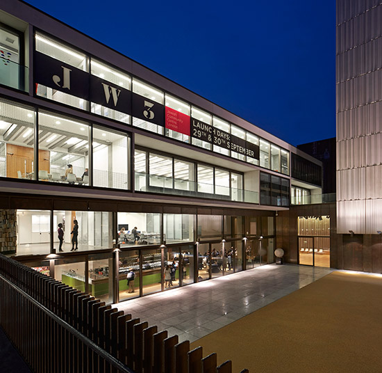 JW3: Is London's Latest Cultural Centre 'a New Postcode