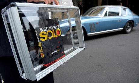 William Boyd Solo book