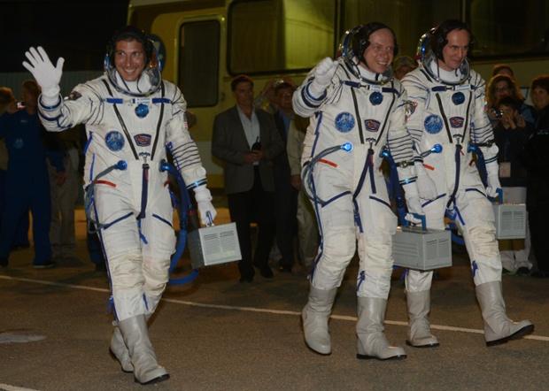 Soyuz TMA-10M space flight