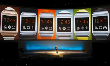 Guardian :  Why Samsung's Smartwatch is Doomed to Fail