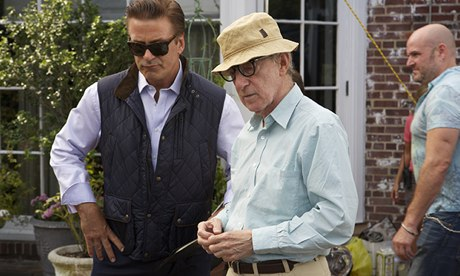 Woody Allen on Blue Jasmine: 'You see tantrums in adults all the time'