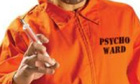 Tesco Psycho Ward outfit