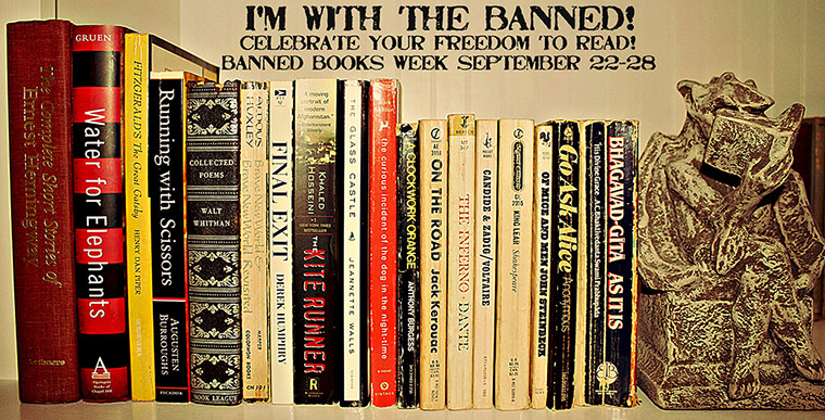 Banned books: Collection of Banned Books