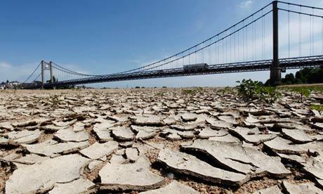 France riverbed