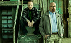 Breaking Bad: Aaron Paul and Bryan Cranston