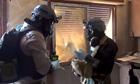 UN inspectors prepare to dismantle Syria's chemical weapons cache