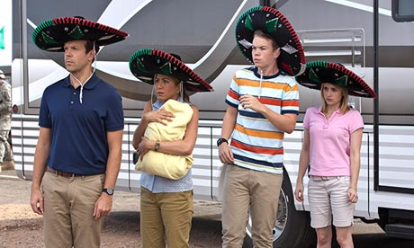 We're The Millers film still