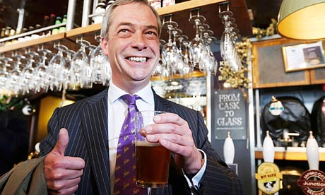 farage pint