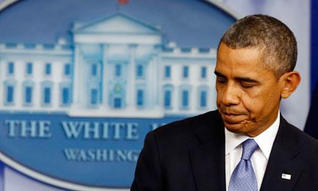 Government Shutdown Obama Obama warns of economic toll