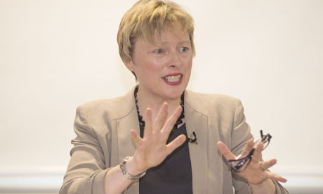 Labour's Angela Eagle tackles transparency of lobbying bill