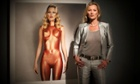 Kate Moss before the 'Kate Moss: The Collection' auction at Christie's