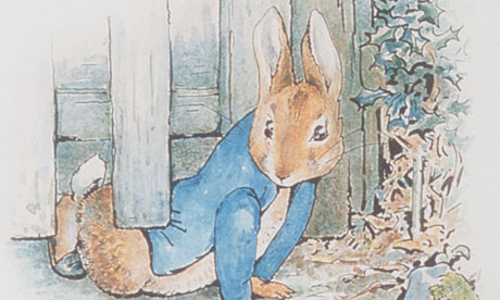 Beatrix Potter The Tale of Peter Rabbit