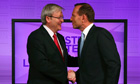 Kevin Rudd, Tony Abbott australian election 2013