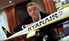 Ryanair's CEO, Michael O'Leary