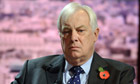 Chairman of the BBC Trust Chris Patten
