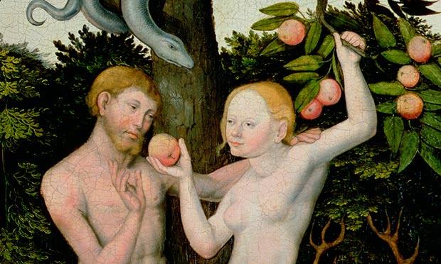 Cranach The Elder Adam And Eve Adam And Eve by Lucas Cranach