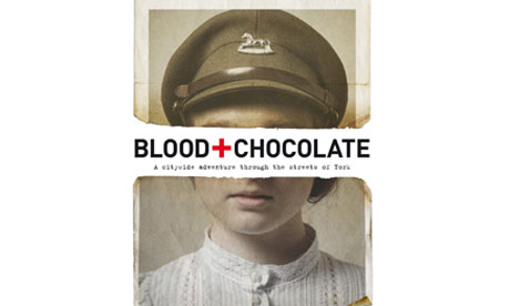 Extra BLood and Choc